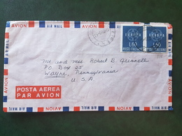 (18640) STORIA POSTALE ITALIA 1960 - 1946-60: Storia Postale