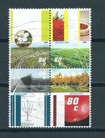 1998 Netherlands Complete Set Four Seasons Used/gebruikt/oblitere - Periode 1980-... (Beatrix)