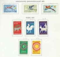 Surinam N°531 à 538 Cote 9 Euros - Surinam
