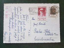 (18641) STORIA POSTALE ITALIA 1960 - 1946-.. République