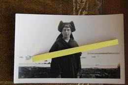 Finistère Costume De L'ile De Sein Photo 11x7 Bon état. - Autres Communes