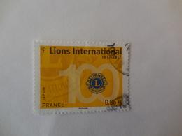 Centenaire Du Lions Clubs International - France