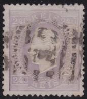 Portugal     .     Yvert  .      48      .       O      .         Gebruikt  .     /   .   Cancelled - 1862-1884: D.Luiz I