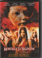DVD   MORTELLE SAINT VALENTIN  Etat: TTB Port 110 Gr Ou 30 Gr - Horreur