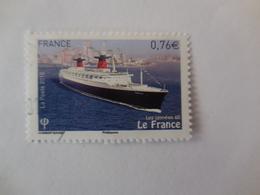 Les Années 60.(paquebot France) - France