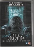 DVD   THE COLLECTION    Etat: TTB Port 110 Gr Ou 30 Gr - Horreur