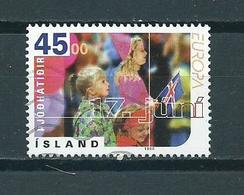1998 Iceland Europe Used/gebruikt/oblitere - 1944-... Republiek