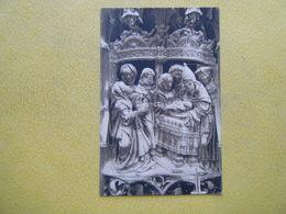 AMIENS. La Cathédrale. Les Stalles Du Choeur. La Présentation De Jésus Au Temple. - Amiens