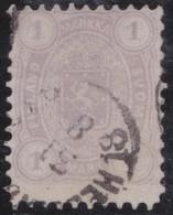 Finland        .     Yvert  .    18a   Perf.  11     .    O .           Gebruikt  .     /   .   Cancelled - 1856-1917 Russische Administratie