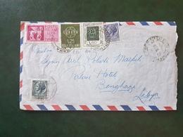 (18645) STORIA POSTALE ITALIA 1959 - 1946-60: Storia Postale