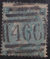 Great  Britain         .     Yvert  .    20       .    O .           Gebruikt  .     /   .   Cancelled - 1840-1901 (Victoria)