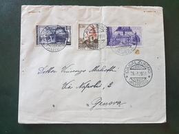 (18647) STORIA POSTALE ITALIA 1951 - 1946-60: Storia Postale