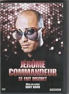 DVD  GEROME COMMANDEUR   En Spectacle   Etat: TTB Port 110 Gr Ou 30 Gr - Comédie