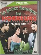 DVD  LA PETITE BOUTIQUE DES HORREURS  Restauré    Etat: TTB Port 110 Gr Ou 30 Gr - Classic