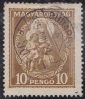 Hungary     .     Yvert  .   448      .    O .           Gebruikt  .     /   .   Cancelled - Hongarije
