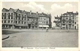 Ostende - Place Léopold Ier - Oostende