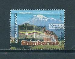 2009 Ecuador Chimborazo,railways,treinen,trains,zug Used/gebruikt/oblitere - Ecuador