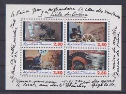 France 1er Siècle Du Cinéma Y&T BF N° 17 MNH ** Année 1995 - Blocs & Feuillets