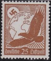 Deutsches  Reich    .     Yvert  .     Airmail  47     .      **      .            Postfris    .     /   .    MNH - Luchtpost