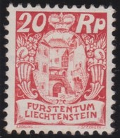 Liechtenstein       .     Yvert  .    69          .      *    .            Ongebruikt  .     /   .    Mint-hinged - Liechtenstein