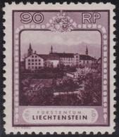 Liechtenstein       .     Yvert  .    104 .  Perf 10½   .      *    .    Ongebruikt  .     /   .    Mint-hinged - Liechtenstein