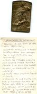 """Scultura In Bronzo Dorato Di Fumagalli-""""Pascuino Ai Suoi Amici Erd Abbonati""""1856-1906-Integra E Originale Al 100%an2 - Bronzes"""