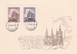 Böhmen Und Mähren - Sammlerkarte 1944 - Bohême & Moravie