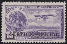 Mexico    .     Yvert  .   Airmail  S 18 .      *    .            Ongebruikt  .     /   .    Mint-hinged - Mexico