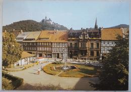 Wernigerode - Nicolaiplatz   Vg  G2 - Wernigerode