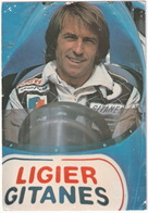 Jaques Lafitte - LIGIER GITANES JS 11 - Formule 1 - 1979 - Grand Prix / F1