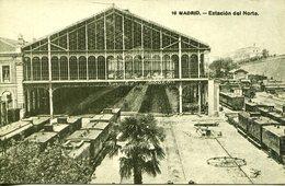 006435  Madrid - Estacion Del Norte - Madrid