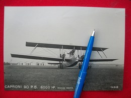 FOTOGRAFIA AEREO CAPRONI CA 90 6000 HP - Aviación