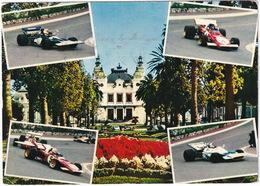Monaco - Monte-Marlo: Ses Festivités: Le GRAND PRIX AUTOMOBILE - (1974) - Grand Prix / F1
