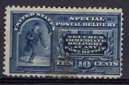 ETATS-UNIS (  EXPRES ) Y&T  N°  6  TIMBRE  BIEN  OBLITERE . - Unused Stamps