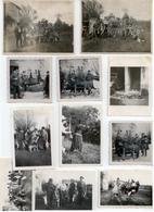 MEME FAMILLE ST ETIENNE LOIRE 1900 1960  LOT 11 PHOTOS  CHASSE CHASSEURS SANGLIER GIBIER FETE SAINT HUBERT VOIR DETAILS - Deportes