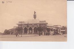 La Poste Au Congo , Animée , époque Coloniale , à Vérifier ! - Post