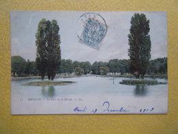 AMIENS. Le Parc De La Hotoie. - Amiens