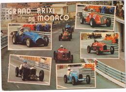 GRAND PRIX De MONACO: 1930's RACING CARS: MERCEDES, BUGATTI, ALFA ROMEO, MASERATI  - F1 - Grand Prix / F1
