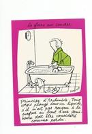 ILLUSTRATION DORVILLE - HUMOUR - LA FOIRE AUX CANCRES -principe D'Archimède - Autres Illustrateurs