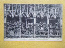 AMIENS. La Cathédrale. L'Ancien Testament. - Amiens