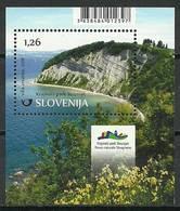 Slovenia 2016 Mi Bl 92 MNH ( ZE2 SLNbl92dav14G ) - Vakantie & Toerisme