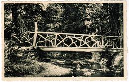 Herbeumont S/ Semois, Pont Rustique Sur L'Antrogne (pk55345) - Herbeumont