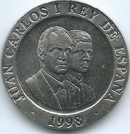 Spain - Juan Carlos - 200 Pesetas - 1998 - KM992 - 200 Pesetas