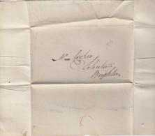 COVER. LETTRE. 1823. GREAT BRITAIN STRORCHAM TO BRIGHTON - Unclassified