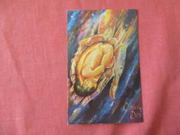 Art Work  ----God Is Life       Ref 3177 - Religions & Beliefs