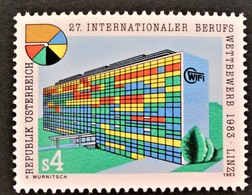 Timbre Neuf** D'autriche, N°1576 Yt, Congrès International Des Métiers à Linz - 1945-.... 2ème République