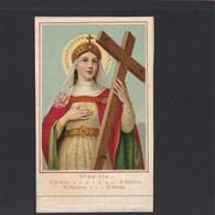 Devotieprent Ste Hélène - Religion & Esotericism