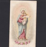 Devotieprent Notre Dame Du Sacre Coeur - Religion & Esotericism