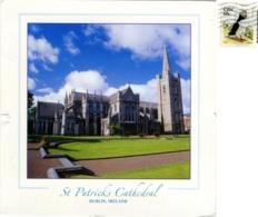 IRELAND  IRLANDA  DUBLIN  St Patricks Cathedral  Nice Stamp - Dublin