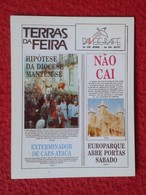 CALENDARIO DE BOLSILLO MANO PORTUGAL PORTUGUESE CALENDAR 1994 TERRAS DA FEIRA DAVEGRAFE FEIRAPRESSE SANTA MARIA DE FEIRA - Tamaño Pequeño : 1991-00
